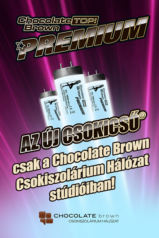 Chocolate Brown premium